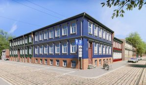 Renovation of historical apartment building on Miera Street